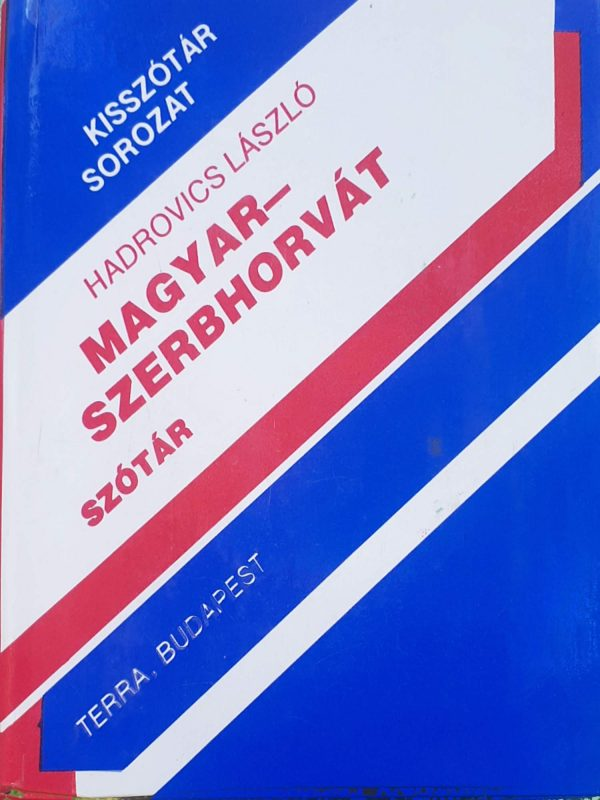 magyar horvát szótár